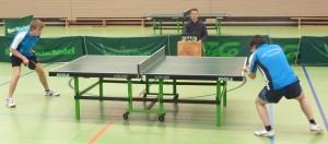 Spannendes Tischtennisfinale bei den Aktiven